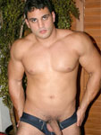 Ronnie Cestari Hot and Hard Latino Cock